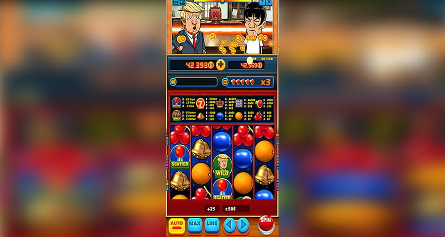 Hot Trump Casino Slots by Funny Apps Plus US