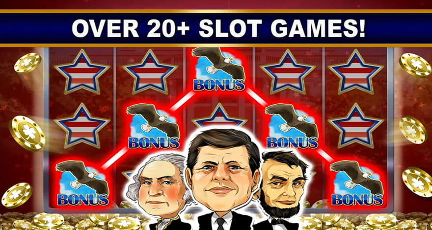 President Trump Slot by Super Lucky Casino