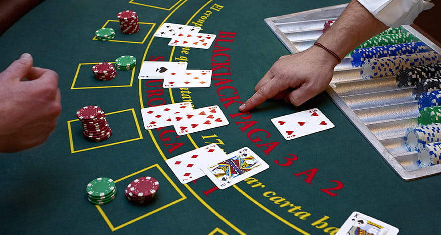 Casino Card Games Blackjack