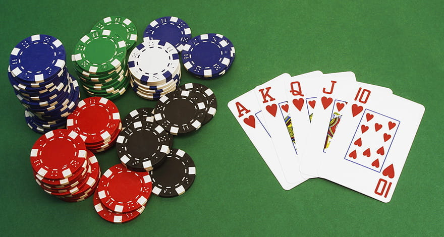 Casino Card Games Omaha Poker