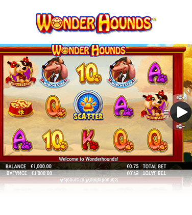 Spiele Wonder Hounds - Video Slots Online