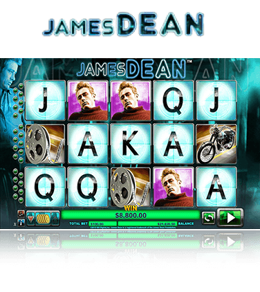 NextGen James Dean Game