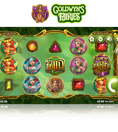 Goldwyn's Fairies Game