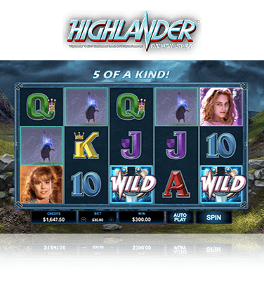 Highlander Game
