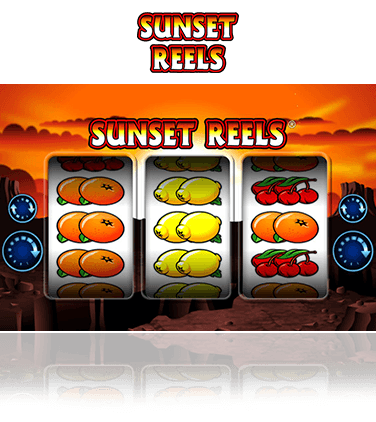 Sunset Reels game in action