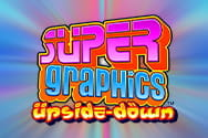Super Graphics Upside Down slot game preview