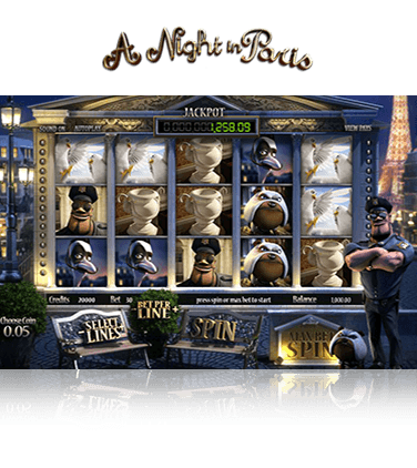 A Night in Paris Game