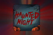 Haunted Night slot game preview