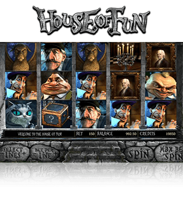 House Of Fun Slot Play For Free And For Real Money Slots Info