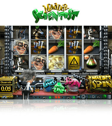 Madder Scientist Game