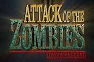 Attack of the Zombies slot game preview