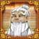 Old Man icon in Ninja Fruits slot