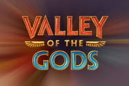 Preview of the slot game Valley of the Gods