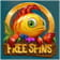 Free Spins fish symbol in Golden Fish Tank