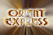 Preview of the slot game Orient Express
