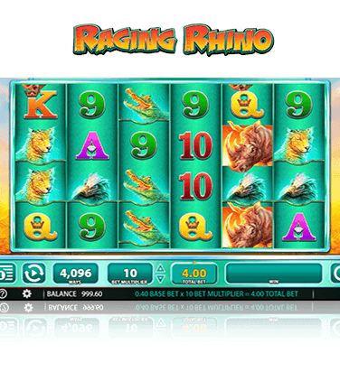 Raging Rhino Game