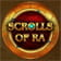 Scatter symbol in Scrolls of Ra slot