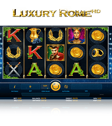 Luxury Rome HD Game