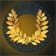 Gold Wreath symbol in Luxury Rome slot