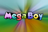 Mega Boy slot game preview