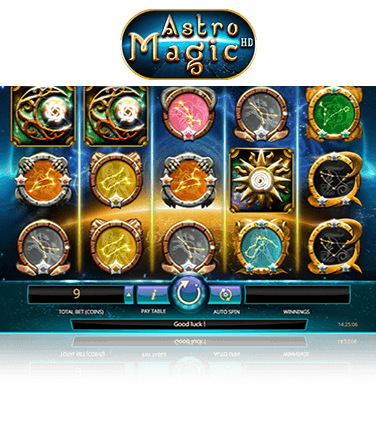 Astro Magic Game