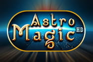 Astro Magic slot game preview
