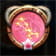 Pink Star Sign symbol in Astro Magic slot