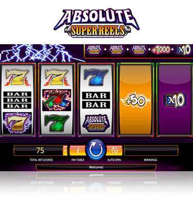 Absolute Super Reels Game