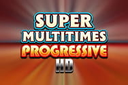 Super Multitimes Progressive slot game preview