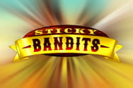 Sticky Bandits game logo