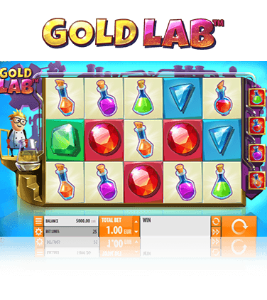 Gold Lab Game