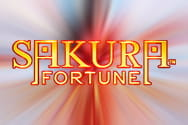 Sakura Fortune game logo