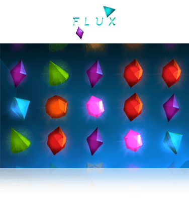 In-game view of Flux slot