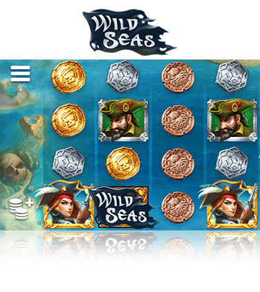 In-game view of Wild Seas slot