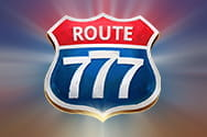 Preview of Route 777 slot