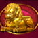 Foo Dog symbol in Golden Legend slot