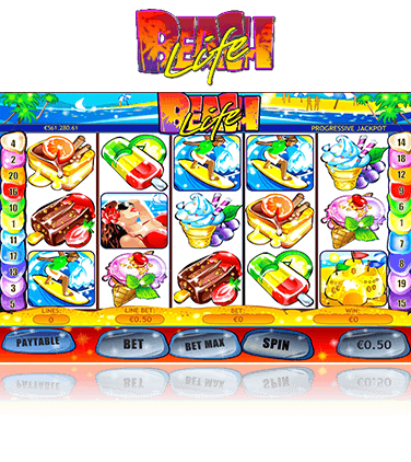 PlayTech Beach Life Game