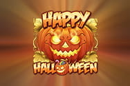 Happy Halloween slot game preview