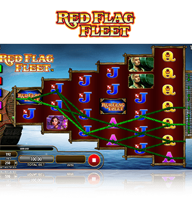 Red Flag Fleet Game