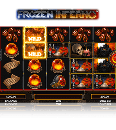 Frozen Inferno Game