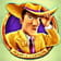 Man icon in Epic Monopoly II slot