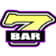 Bar seven icon in Aftershock Frenzy slot