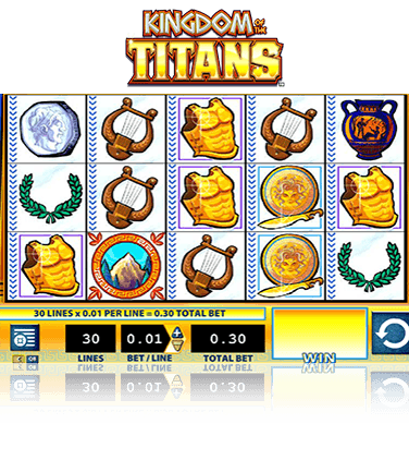 Kingdom of the Titans Game