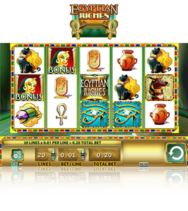 Egyptian Riches Game