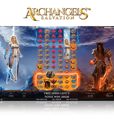 Archangels Salvation Preview