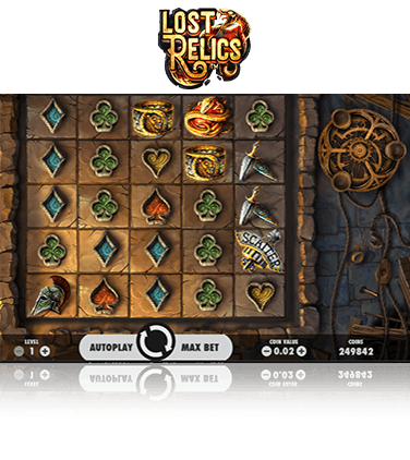 Lost Relics Game