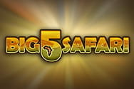 big 5 safari slot preview