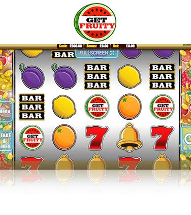 Get Fruity Slot Game