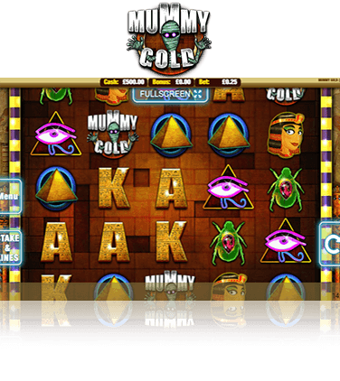 Mummy Gold Slot Game