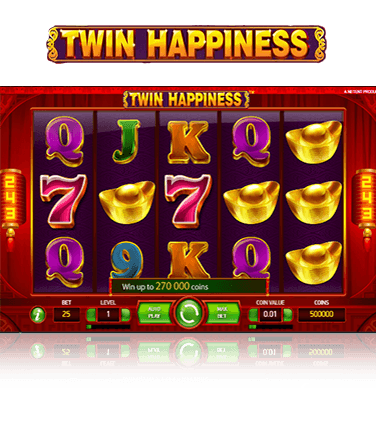Twin Happiness Game